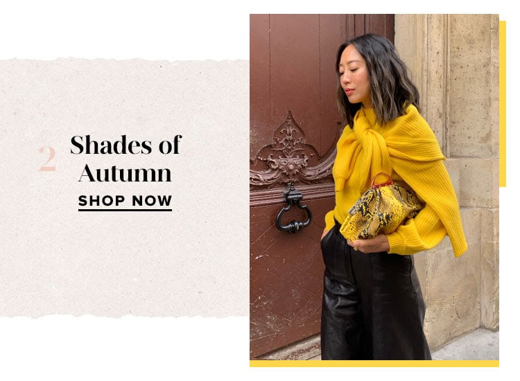 Shades Of Autumn. SHOP NOW