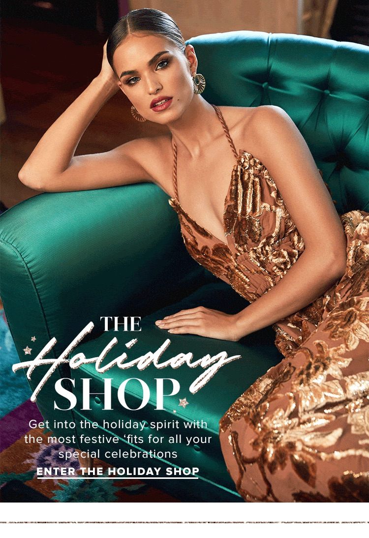 REVOLVE The Holiday Shop 2019