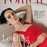 All Change: Michelle Dockery for The EDIT