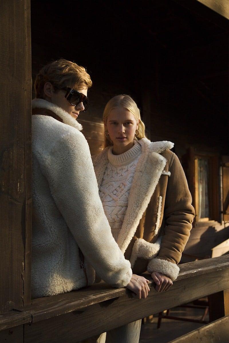 Après-Ski Edit Must-Have Fur & Shearling Jackets for Winter 2019