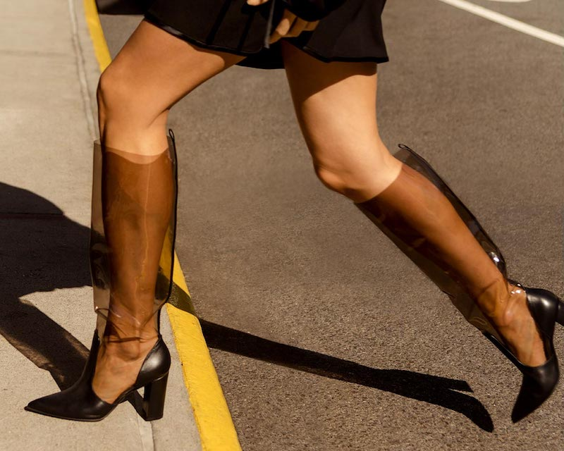 Gianvito Rossi James Pointy-Toed Boot