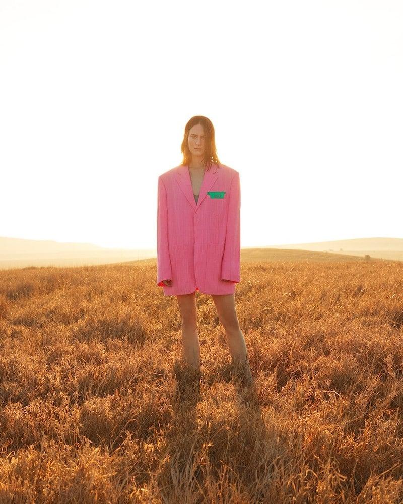 Jacquemus La Veste D Homme Oversized Menswear Blazer