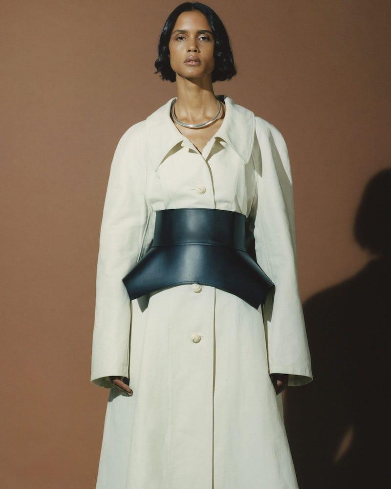 Loewe Obi Leather Belt