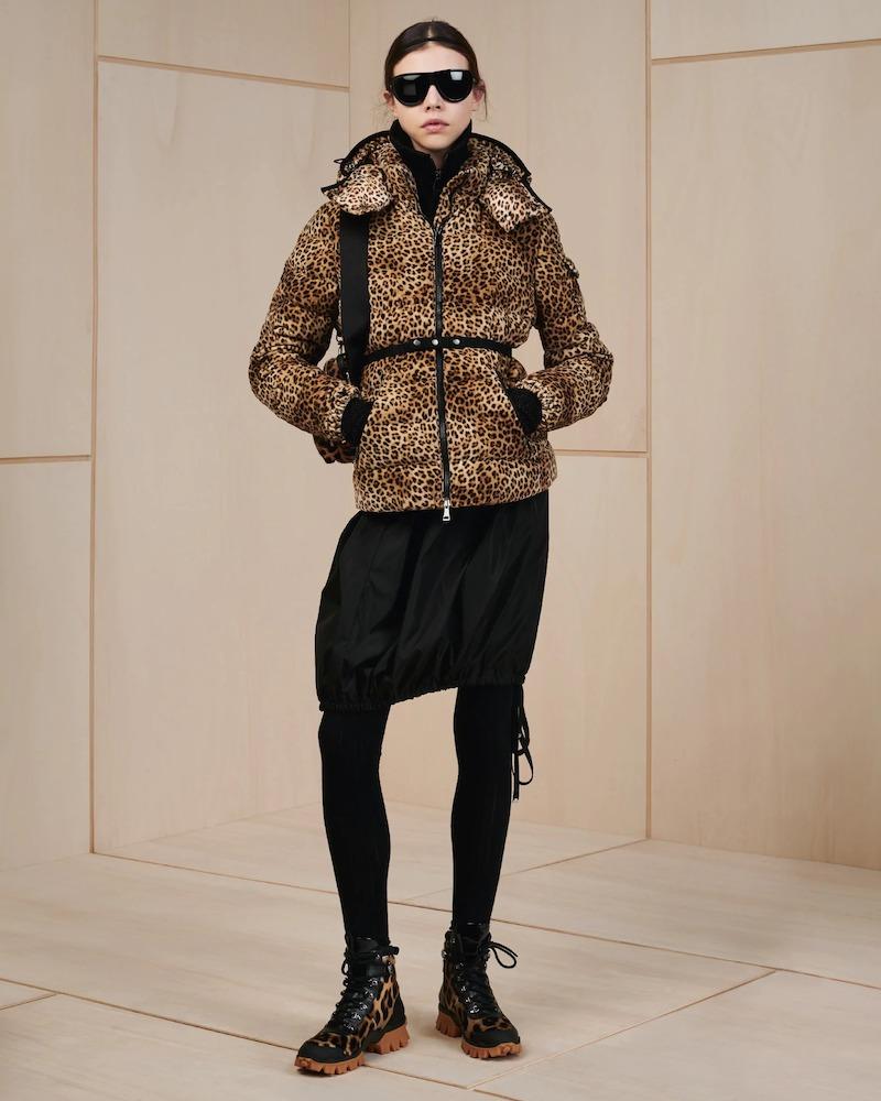 Moncler Bady Puffer Jacket w: Hood