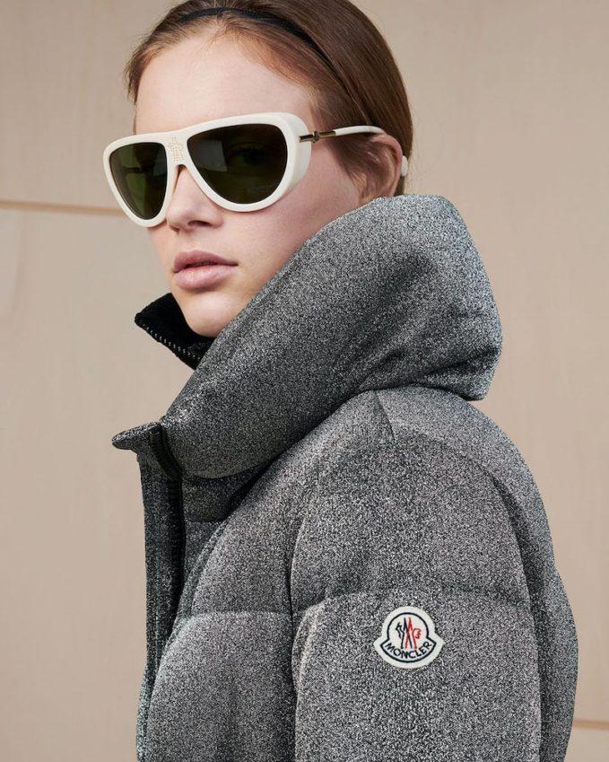 Moncler Bandama Zip-Sleeve Puffer Jacket 1