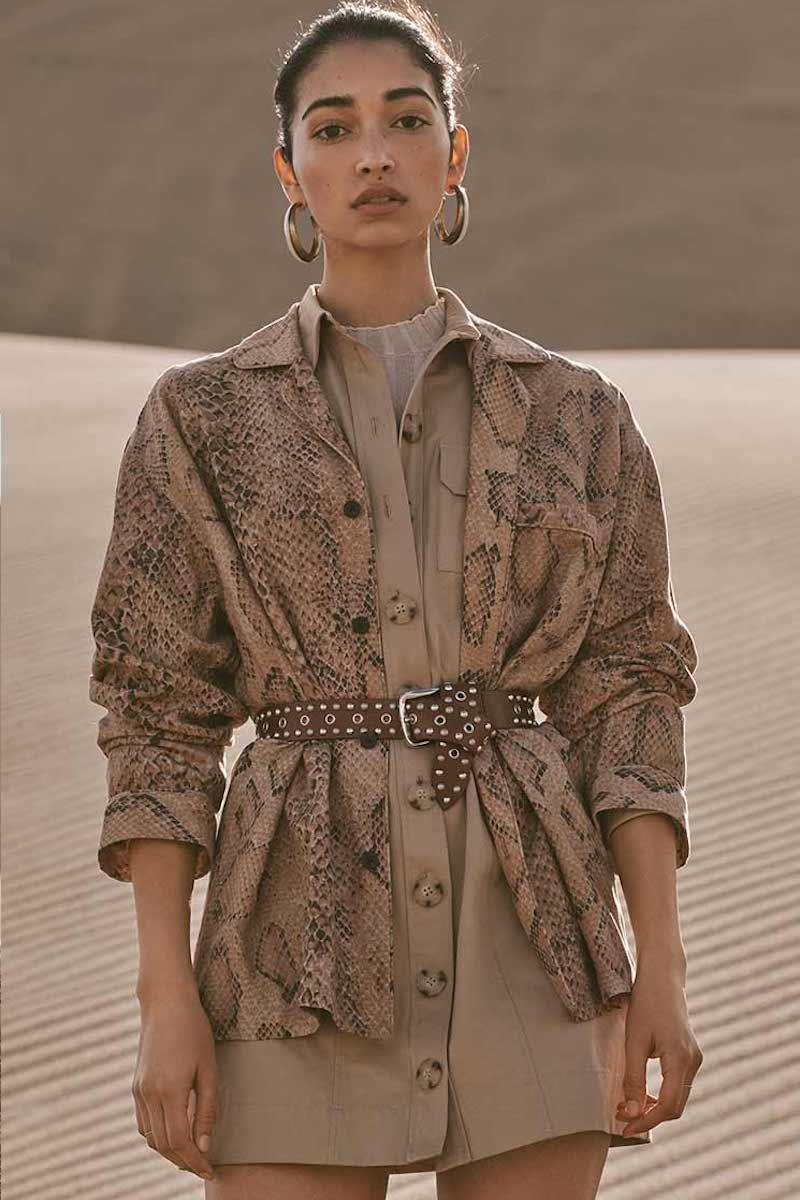 Petersyn Violetta Dress