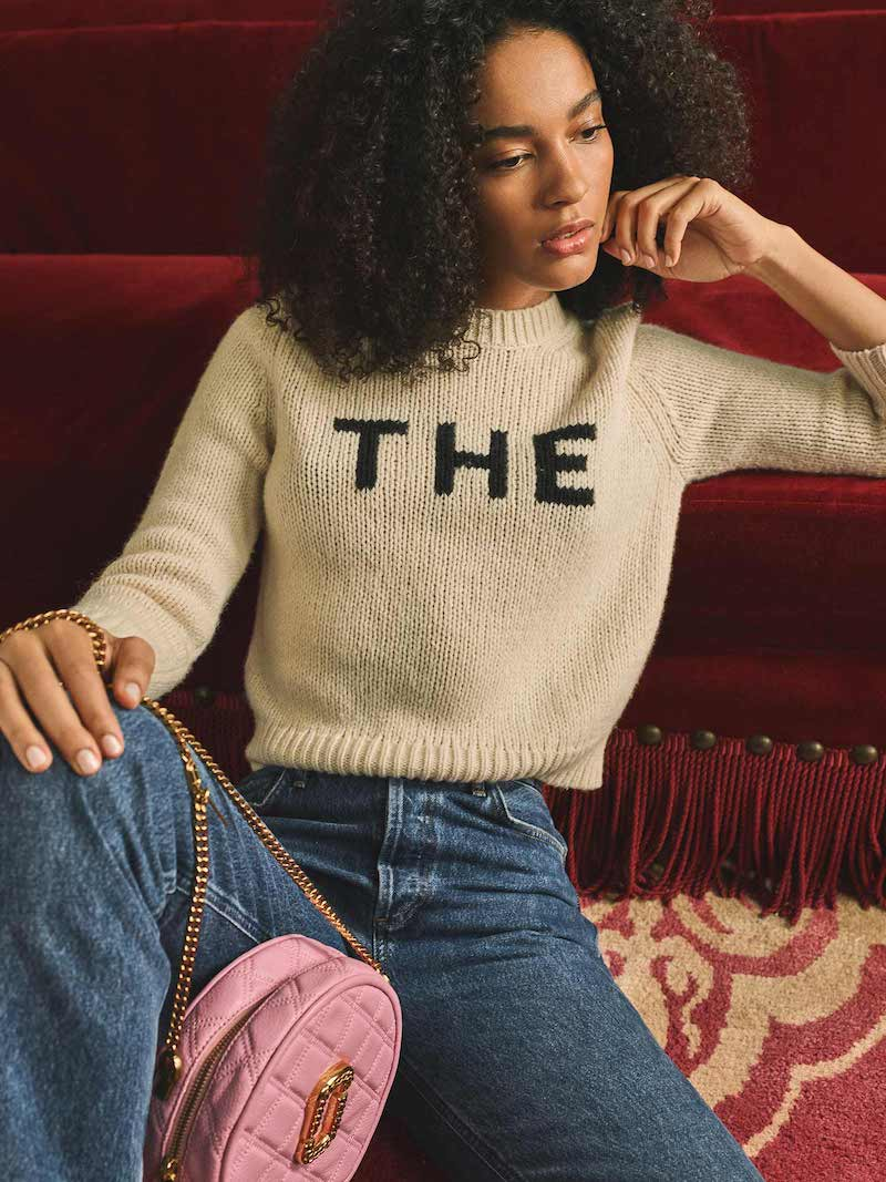 The Marc Jacobs The Sweater
