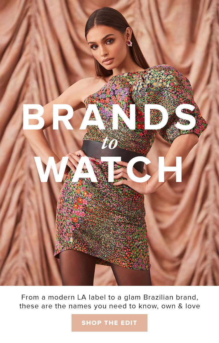 Brands to Watch: 4 New Designer Brands to Shop Holiday 2019
