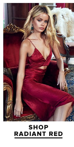Haute Holiday Hues: Shop Radiant Red