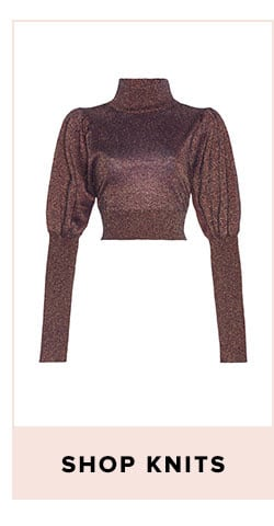 The Ultimate Wish List: Shop Knits