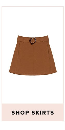 The Ultimate Wish List: Shop Skirts