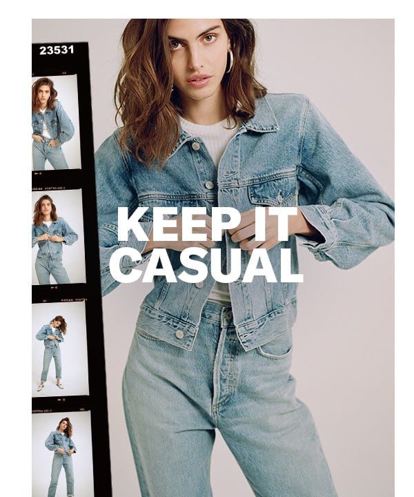 Keep It Casual: Refresh Your Closet for Spring 2020