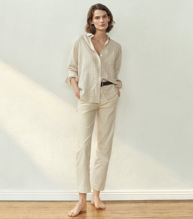 Everlane Double-Gauze Relaxed Shirt