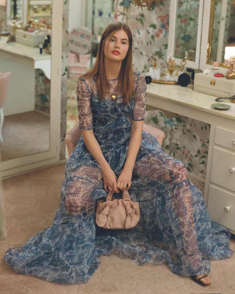 STAUD Hyacinth Dress