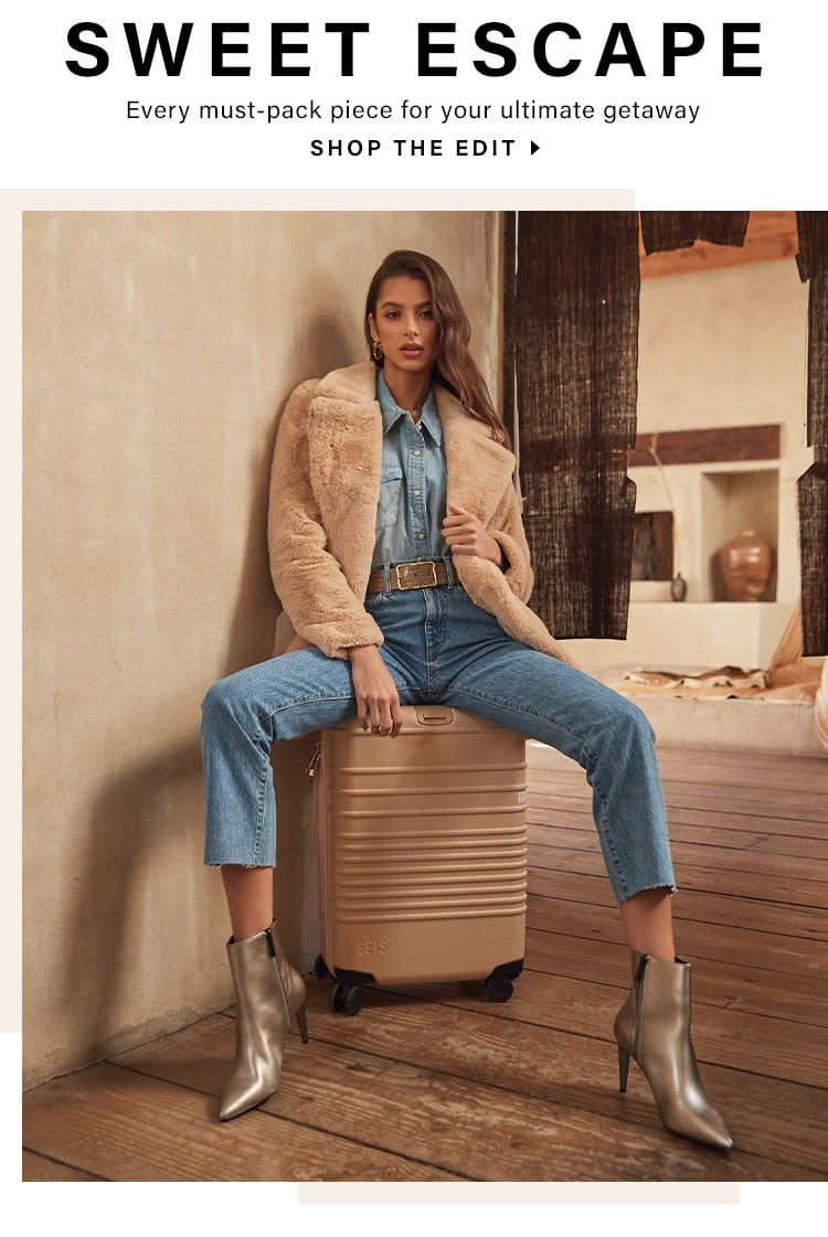 Sweet Escape: Must-Pack Pieces for Your Ultimate Getaway Resort 2020