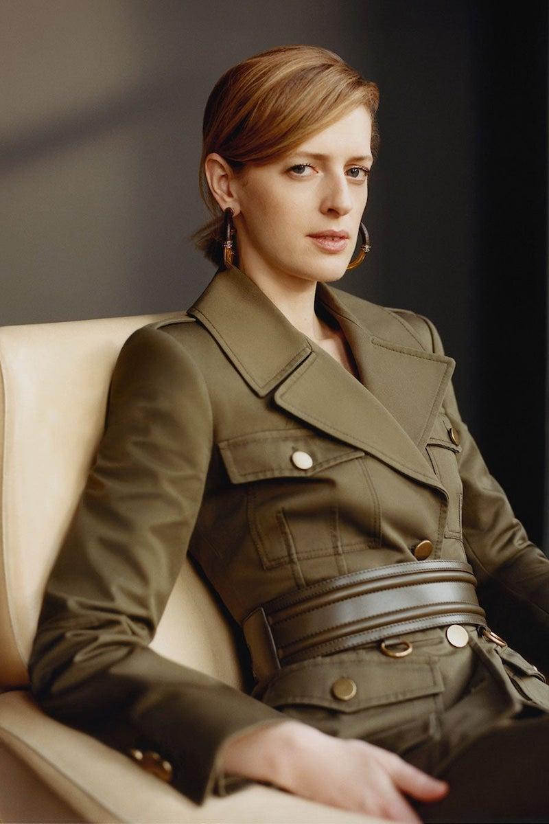Alexander McQueen Single-Breasted Cotton-Canvas Safari Jacket