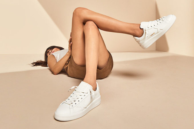 Golden Goose Pure Star Lace-Up Sneakers 1