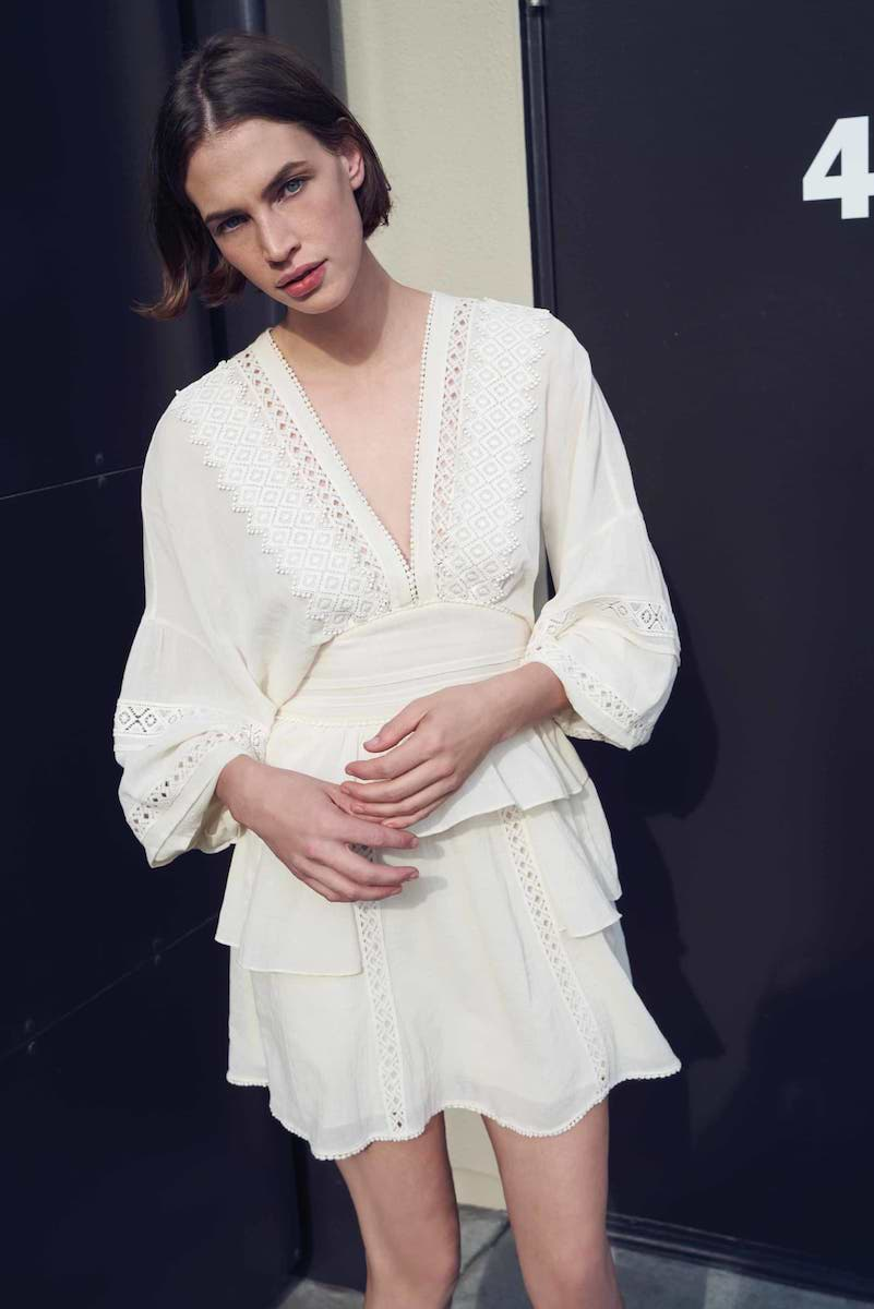 IRO Galena Dress