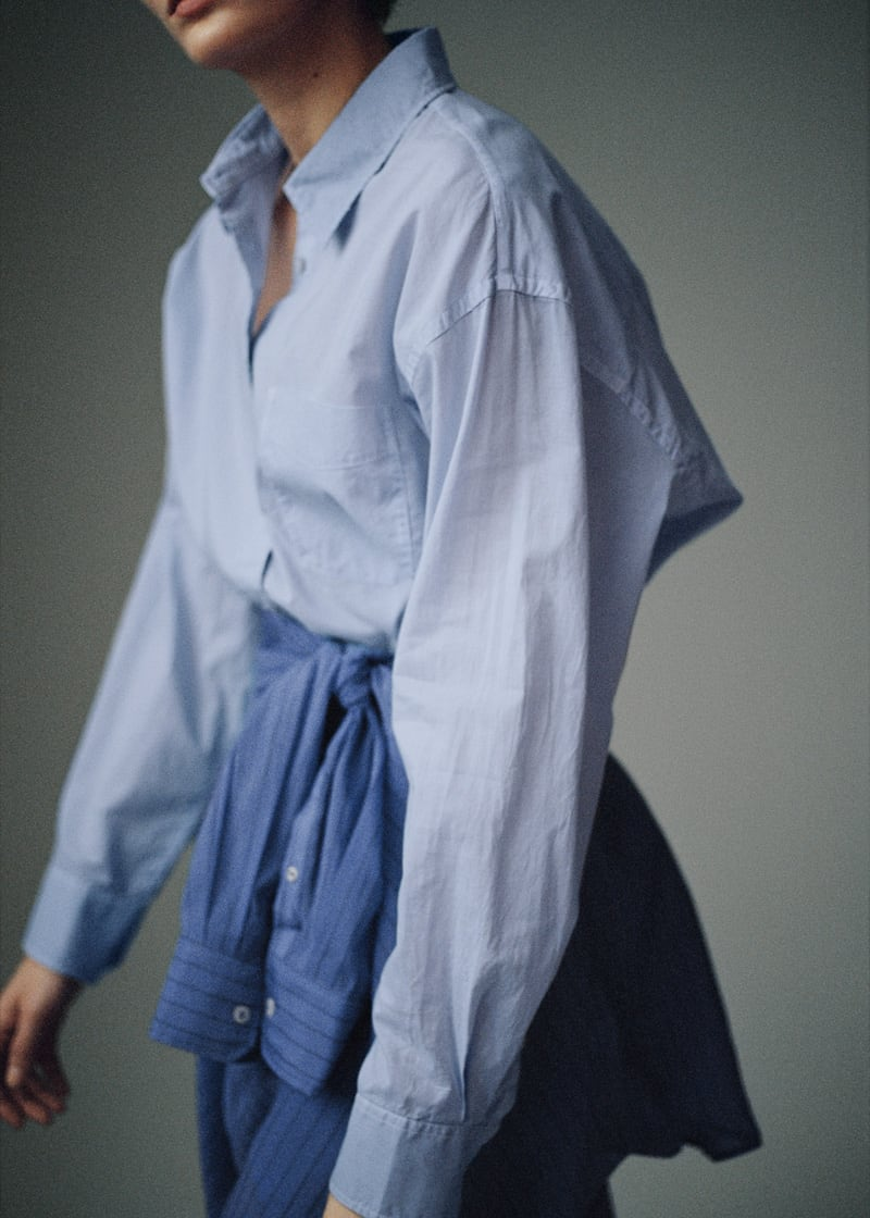 & Other Stories Oversized Button Up Shirt