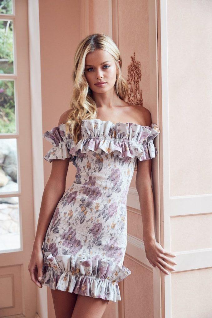 V. Chapman Flora Dress