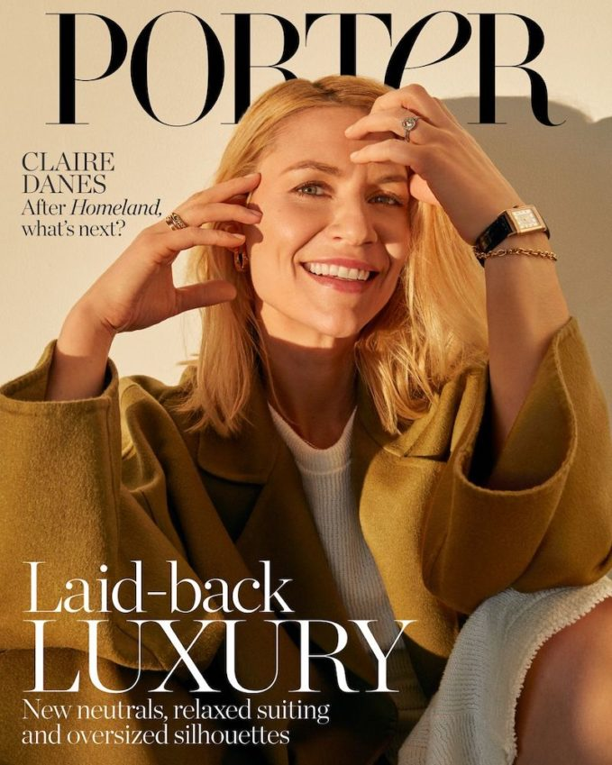 Woman of Action: Claire Danes for The EDIT