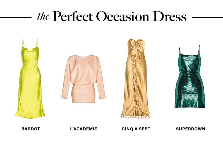 The Perfect Occasion Dress