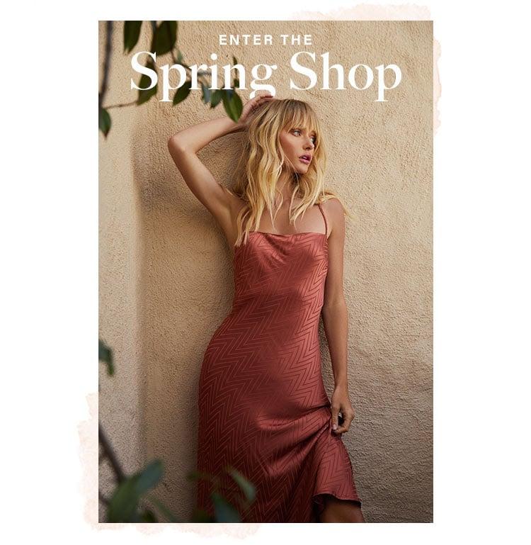 Enter the Spring Shop.