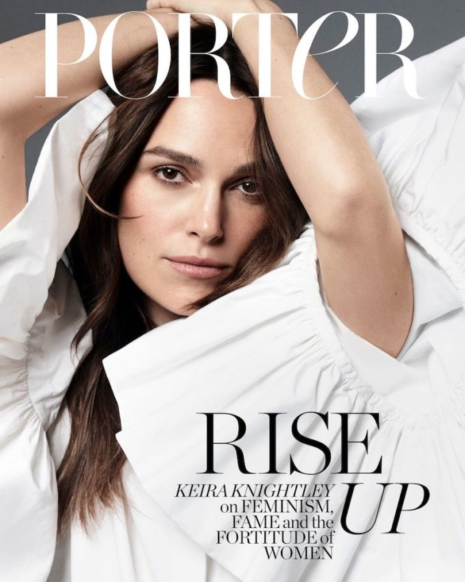 Acting Out: Keira Knightley for The EDIT
