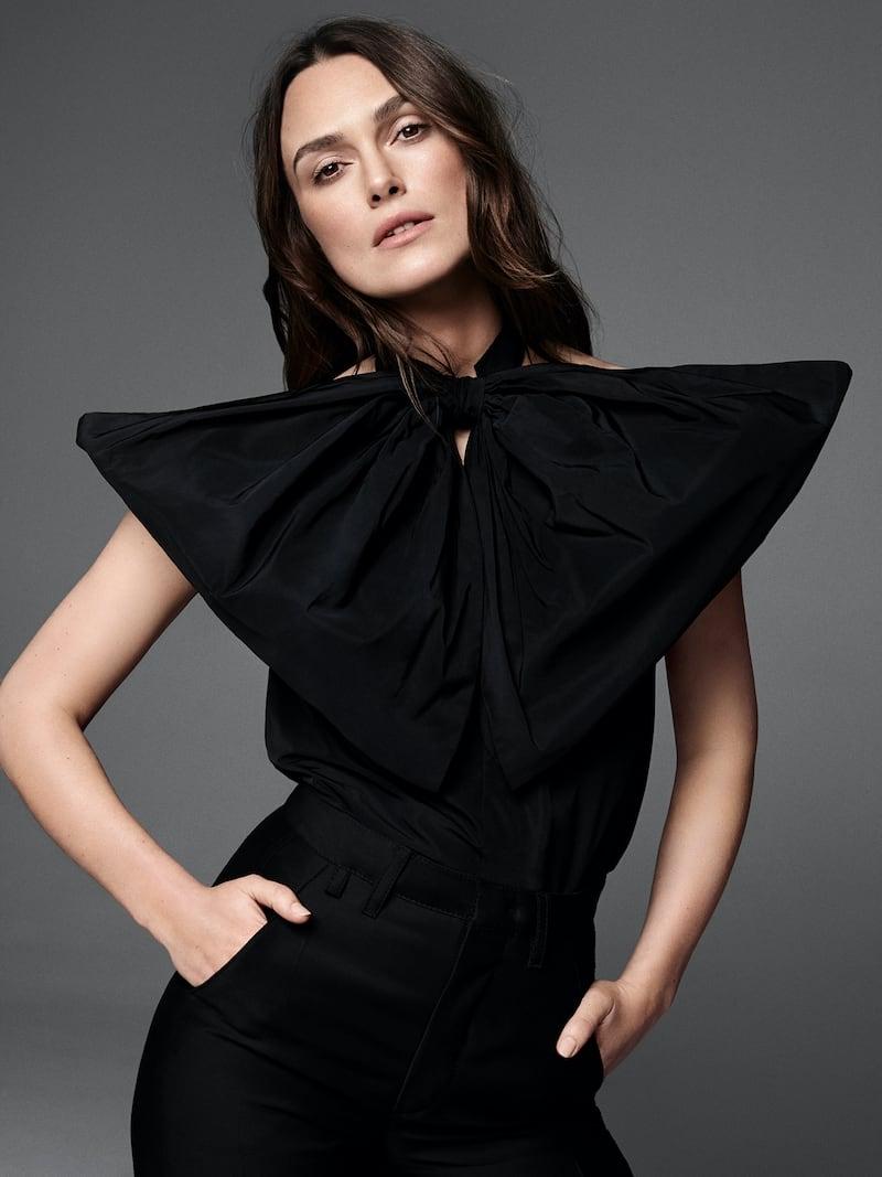 Givenchy Bow-Embellished Cotton-Blend Taffeta Halterneck Blouse
