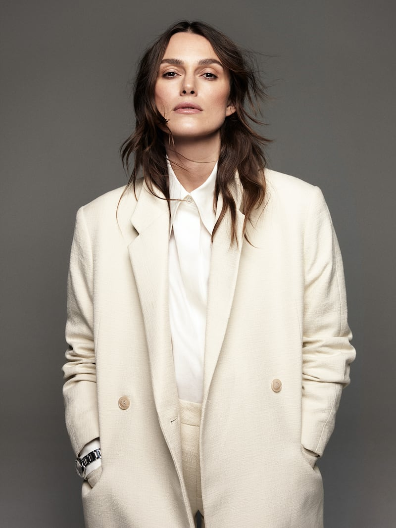 Totême Loreo Oversized Double-Breasted Cotton-Blend Blazer