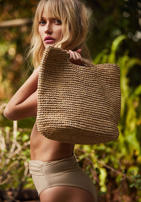 florabella Small Napa Lux Bag
