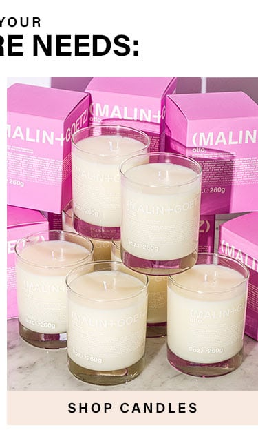 All Your Self-Care Needs: Shop Candles.