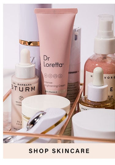 All Your Self-Care Needs: Shop Skincare.