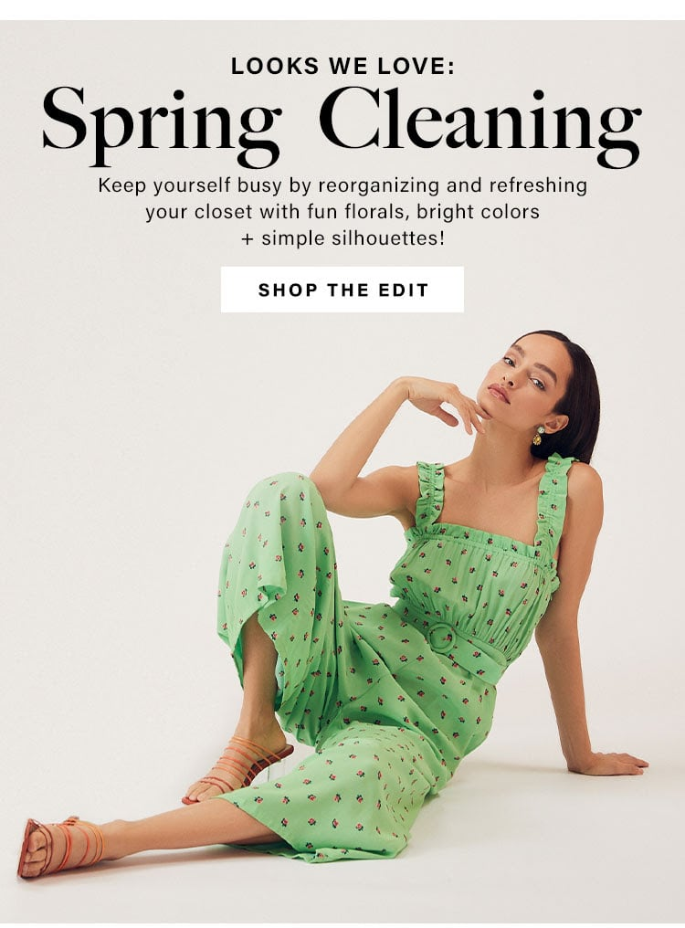 Spring Cleaning: Top Trends You Won't Miss for Spring 2020