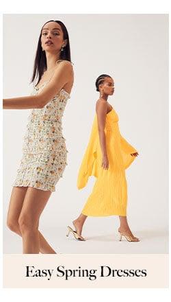 Easy Spring Dresses