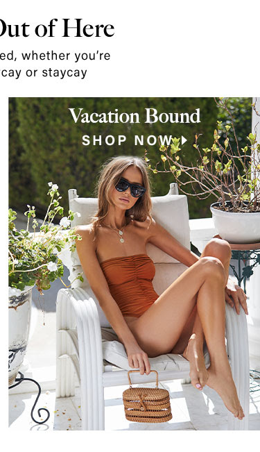 Let's Get Out of Here: Vacation Bound - Shop Now