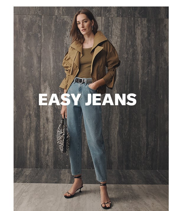 Easy Jeans: Best Designer Jeans for Spring 2020