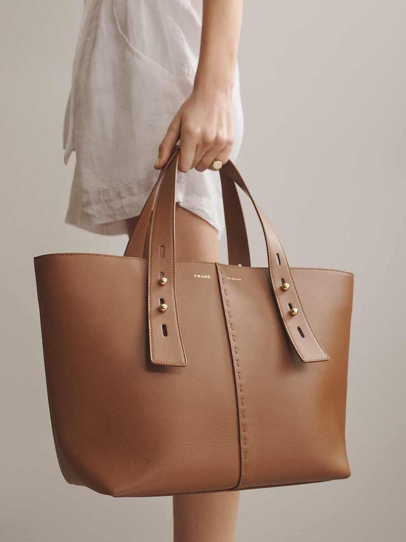 FRAME Les Second Medium Tote Bag