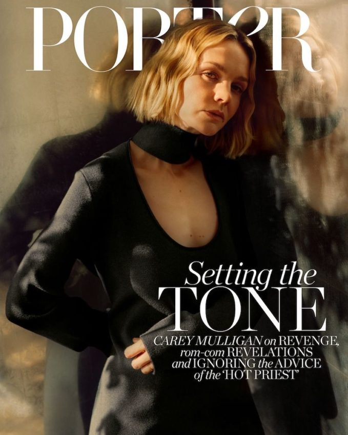 Less Is More: Carey Mulligan for The EDIT