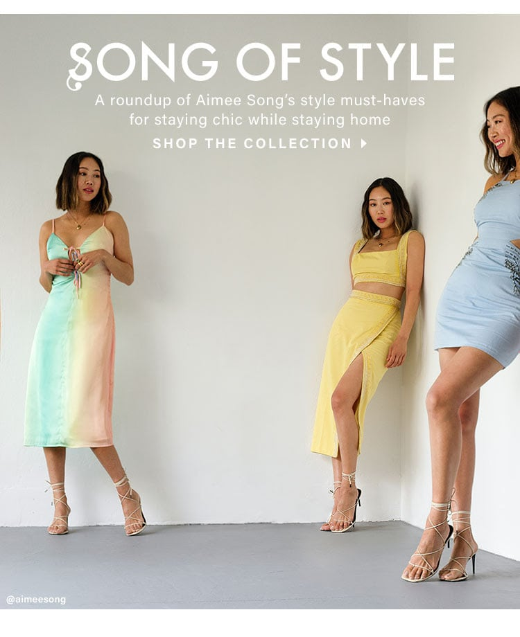 WFH Style Guide // How to Wear Your Song of Style Looks at Home