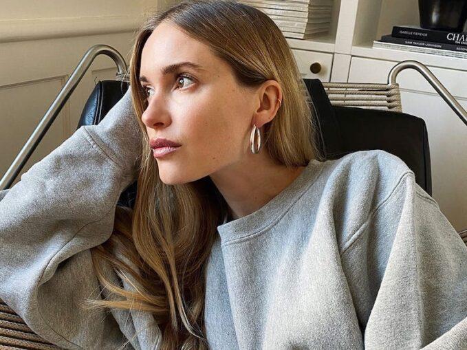 Bottega Veneta Sterling-Silver Hoop Earrings