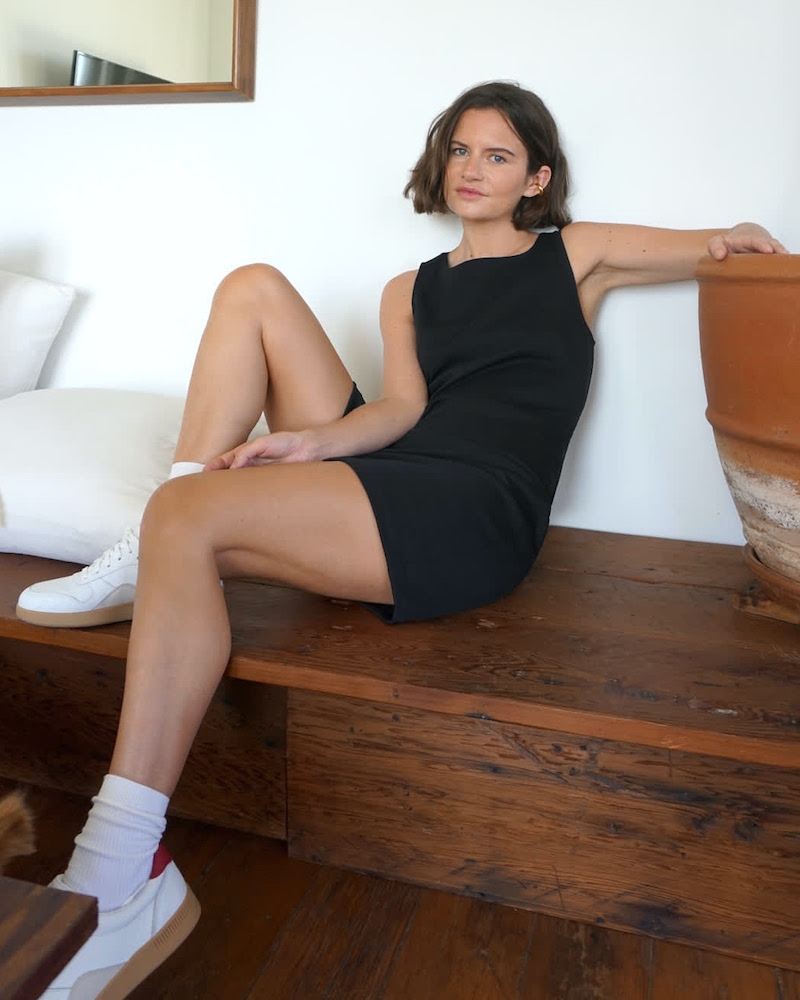 """Everlane """"Party Of One"""" Tank Dress"""