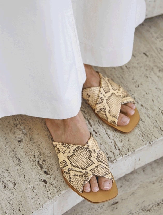Everlane Day Crossover Sandal