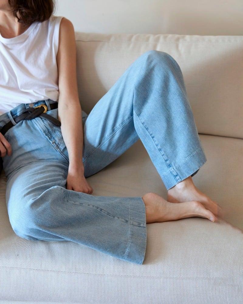Everlane Super-Soft Wide Leg Jean