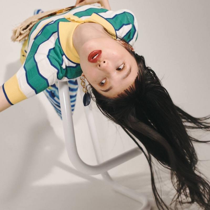 Stella Jean Stampa Iris Skirt