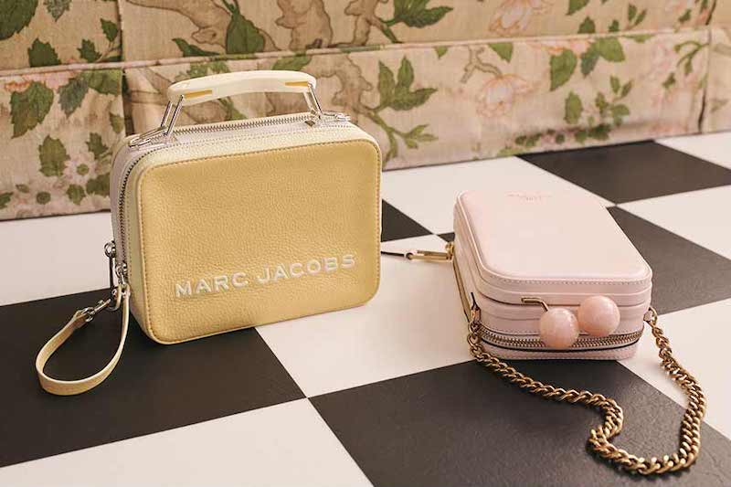 The Marc Jacobs The Vanity Bag