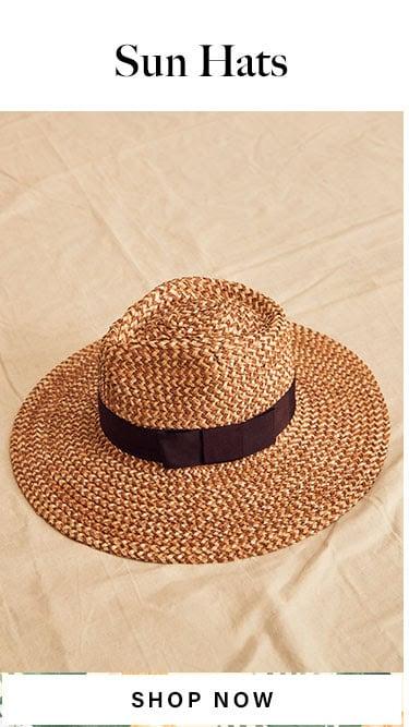 Sun Hats. Shop Now.