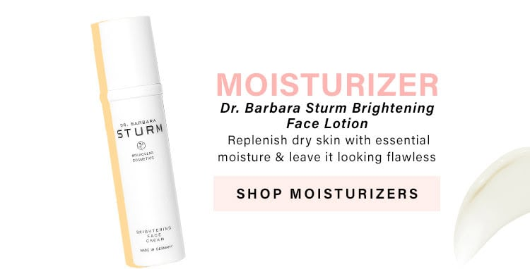 Skincare Roundup: Moisturizer. Replenish dry skin with essential moisture & leave it looking flawless - Shop Now