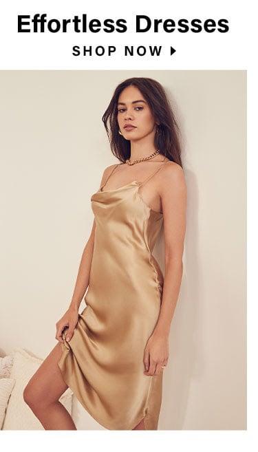Sweet, Sweet Spring: Effortless Dresses - Shop Now