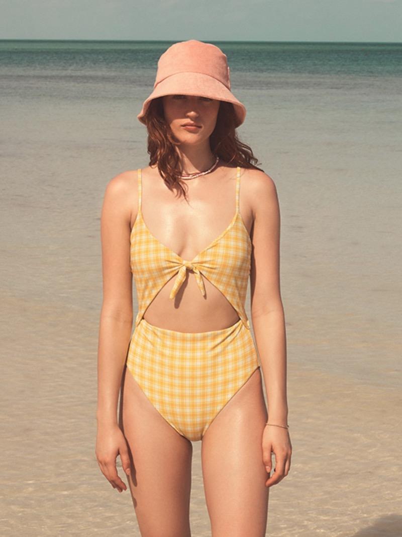 Veronica Beard Aniston Swimsuit